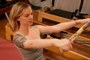 April Nicole Silverman Pilates Insturctor