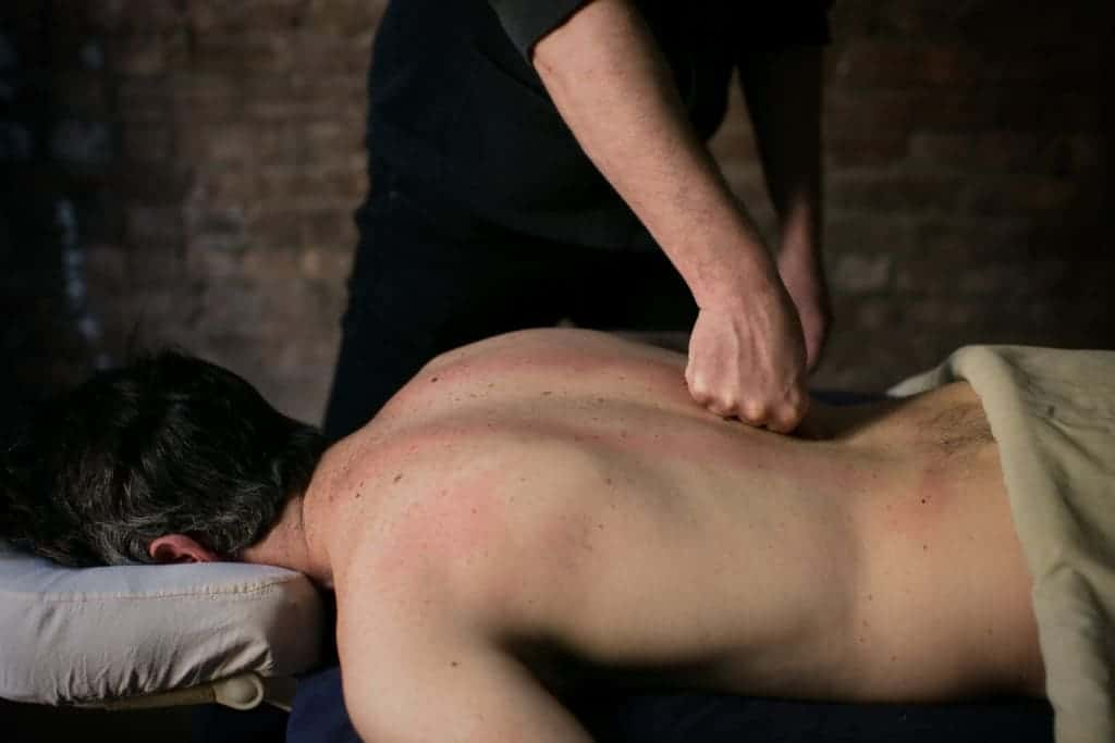 NYC deep tissue massage therapy medical massage financial district massage therapy