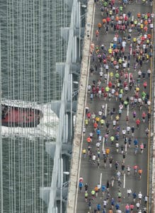 NYC Marathon Recovery