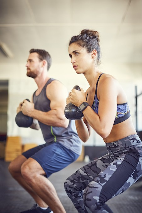 Sports Massage for Fitness Injuries due to Weight Training