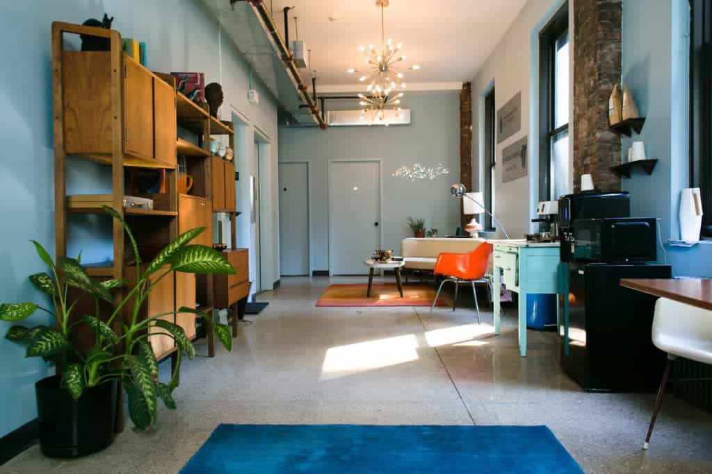 Comfortable inviting studio in downtown nyc financial district