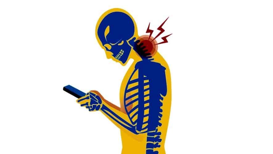 text neck massage therapy neck pain shoulder pain